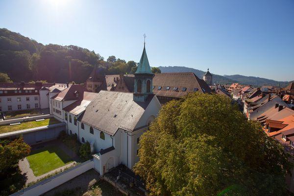 Collegium Borromaeum Friburgo