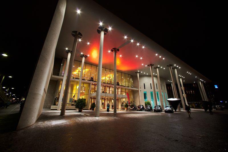 Gala dans la salle de concerts Fribourg