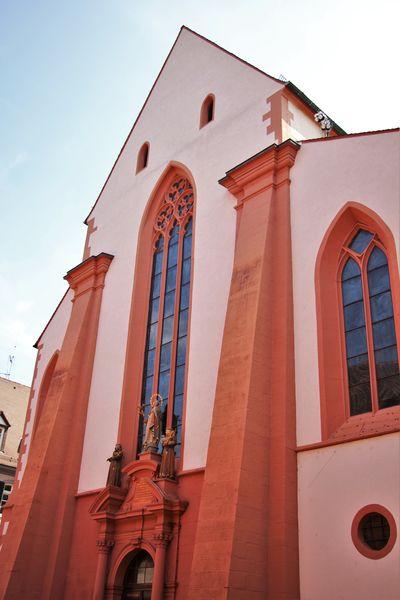 Freiburg Martinskirche
