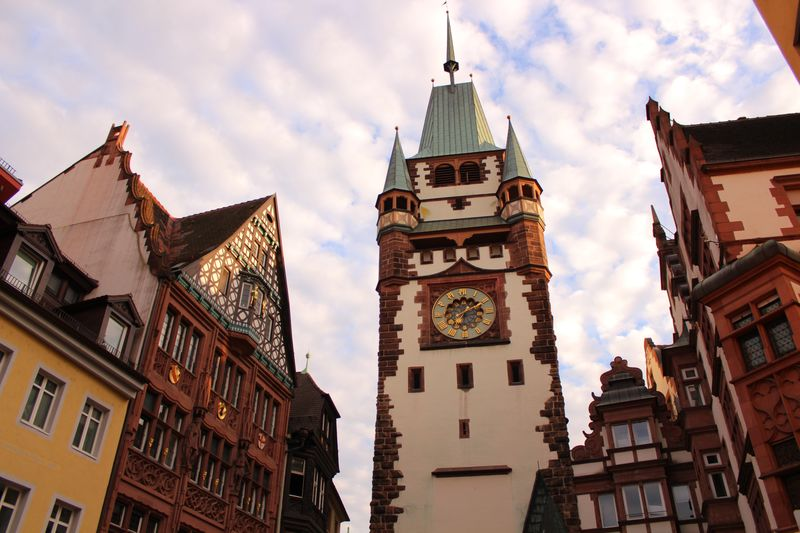 Martin's City Gate Freiburg