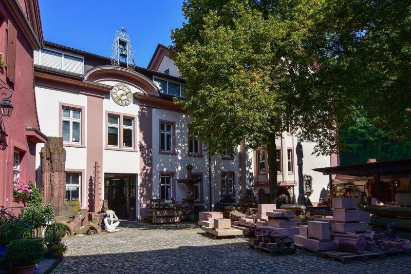 Freiburg Münsterbauhütte