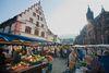 Freiburg Münster market