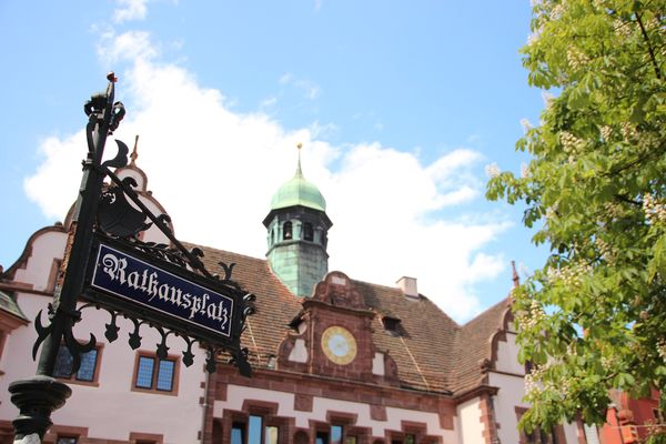 New Town Hall Freiburg