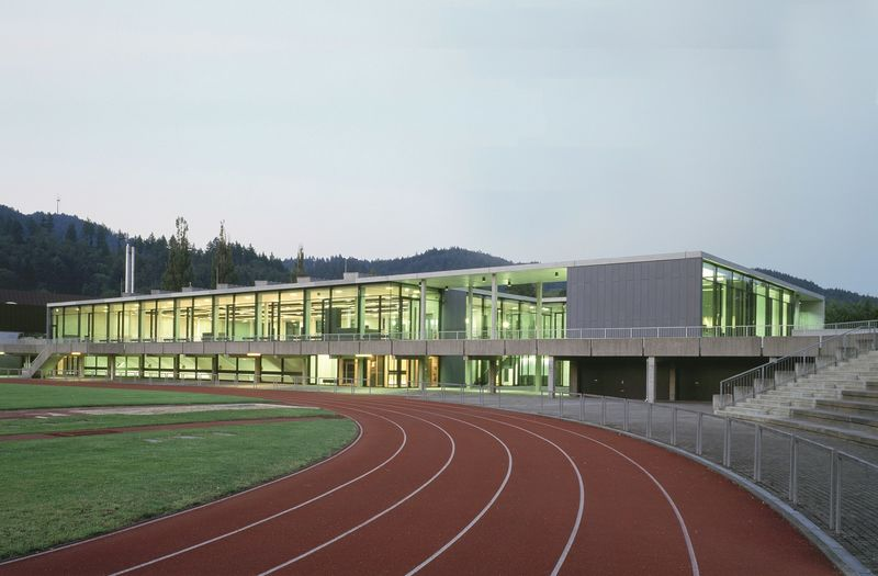 "Polideportivo ""Olympia"""