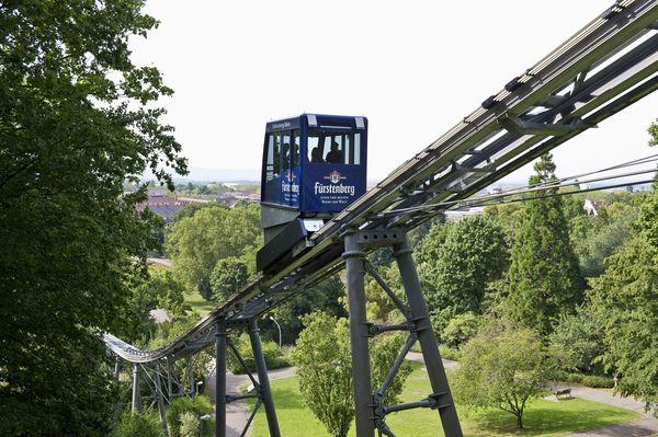 Funicular del Schlossberg