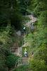 Treppen zum Schlossbergturm