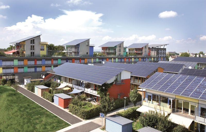 Villaggio solare (Solarsiedlung)