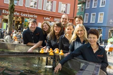 Office de tourisme Fribourg collaborateurs