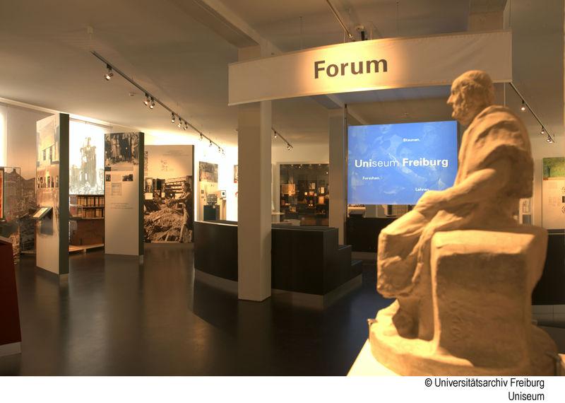 Museo della Università Freiburg