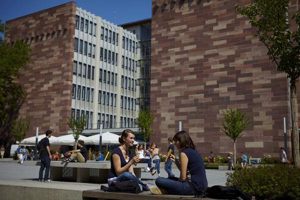 Quartier universitaire de Fribourg