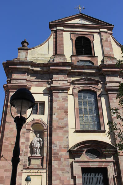 University Church Freiburg