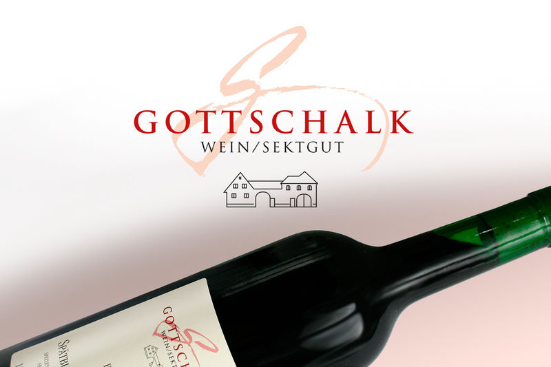 Winery Gottschalk Bottle