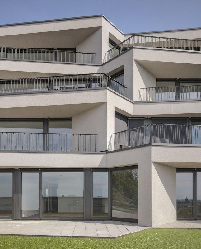 Edificio residenziale in Wintererstraße