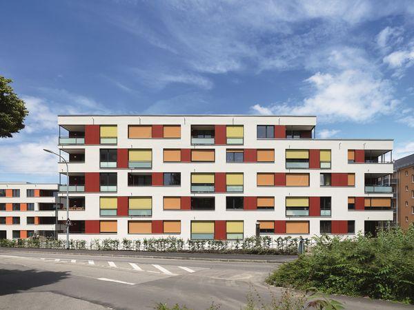 Quartiere residenziale Haslacher Strasse