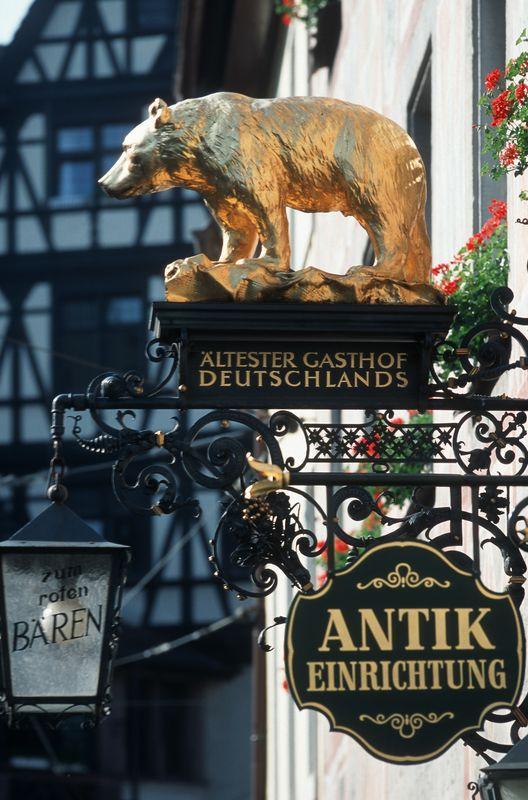 Auberge Roter Bären Fribourg