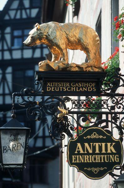 Casa de huéspedes Roter Bären Friburgo