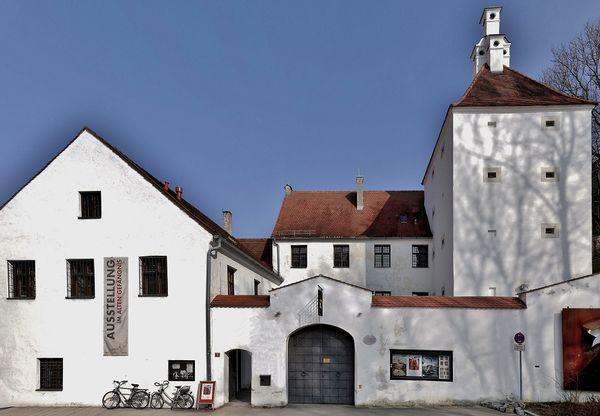 Altes Gefängnis in Freising