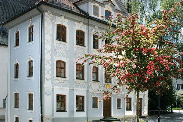 Zierer-Haus in der Altstadt von Freising