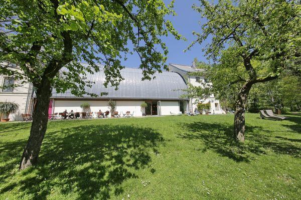 Schafhof Freising - Garten und Café