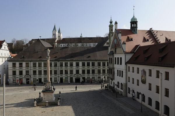 Außenansicht des Stadtmuseums Freising