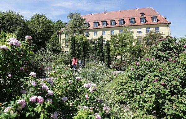 Im Oberdieckgarten - Weihenstephaner Gärten in Freising