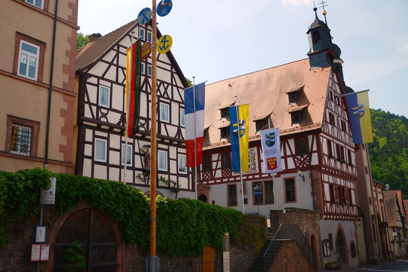 Rathaus in Freudenberg