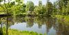 Idylle am Teich im Auenpark Freyung im Nationalpark-FerienLand Bayerischer Wald