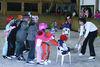 Winterspaß beim Kinder-Training in der Eishalle Freyung-Solla im Bayerischen Wald