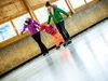 Eilaufen für Groß und Klein in der Eishalle Freyung-Solla