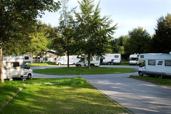 Wohnmobilstellplatz Solle/Freyung
