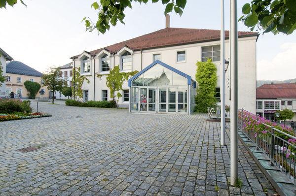 Aussenansicht Kurhaus in Freyung