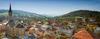 Panoramablick über Freyung