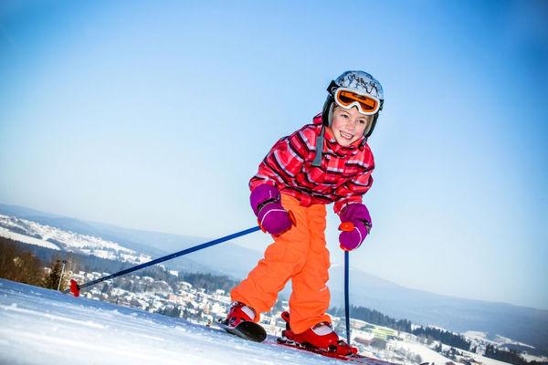 Familienfreundliches Skigebiet Solla bei Freyung