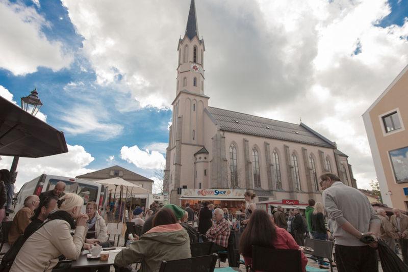 Stadtpfarrkirche in Freyung