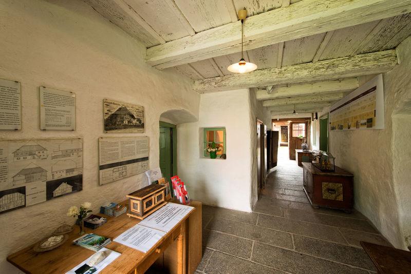Wolfsteiner Heimatmuseum im Schramlhaus