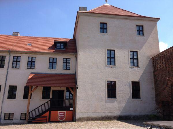 Burg Friedland, Foto: Sandra Ziesig, Seenland Oder-Spree