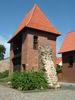 Burg Friedland, Foto: Ellen Rußig, Seenland Oder-Spree