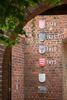 Burgeingang mit Wappen, Foto: Florian Läufer