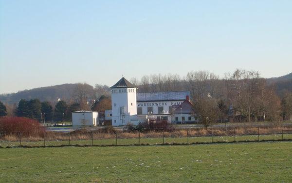 Hammer Wasserwerk in Fröndenberg