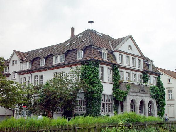 Rathaus Fröndenberg