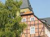 Fröndenberger Stiftskirche mit Boeselagerhaus