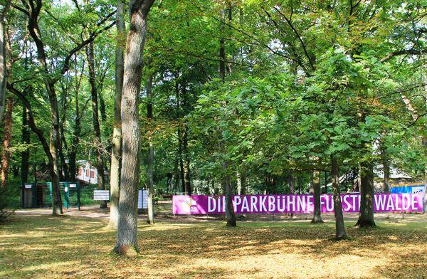 Parkbühne Fürstenwalde, Foto: Clemens Sprunghofer