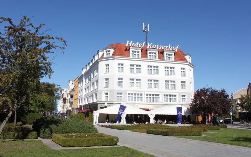 Hotel Kaiserhof in Fürstenwalde, Foto: Steffen Lelewel
