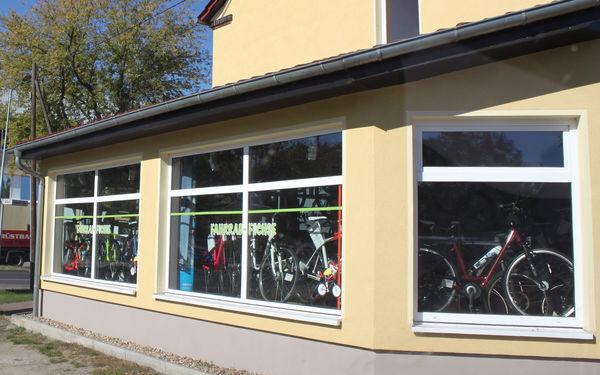 Fahrrad Füchse in Fürstenwalde, Foto: Steffen Lelewel