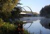 Spreebrücke Fürstenwalde, Foto: Katrin Riegel, Lizenz: Seenland Oder-Spree