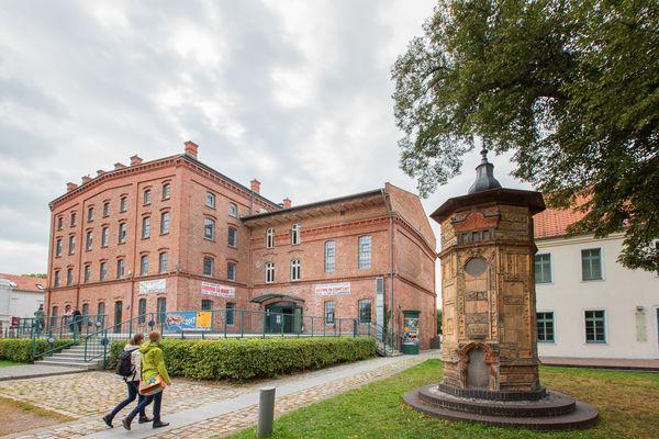 Kulturfabrik Fürstenwalde, Foto: Florian Läufer