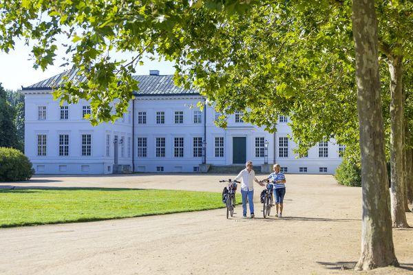 Schloss Neuhardenberg, Foto: TMB Fotoarchiv/ Andreas Franke