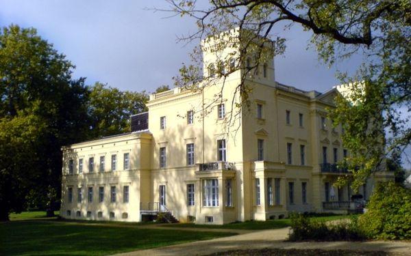 Märkische Schloessertour (180 km), Schloss Steinhöfel, Foto: Carola Zenker