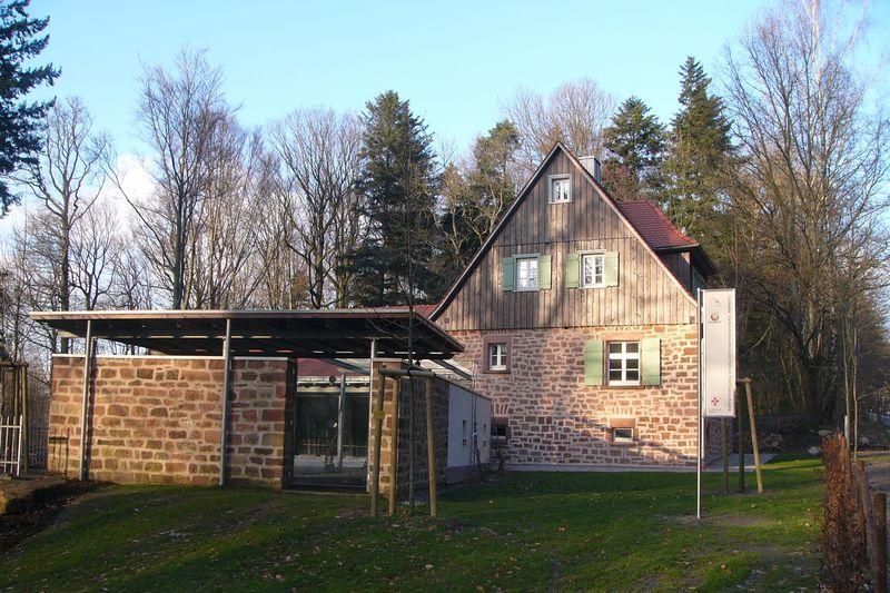 Forsthaus Almen