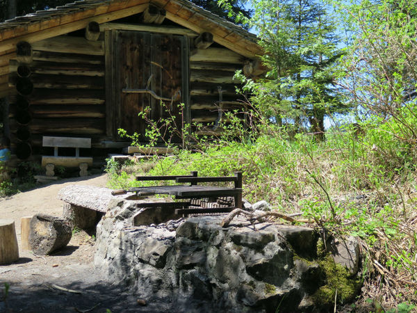 Heitengaden Feuerstelle